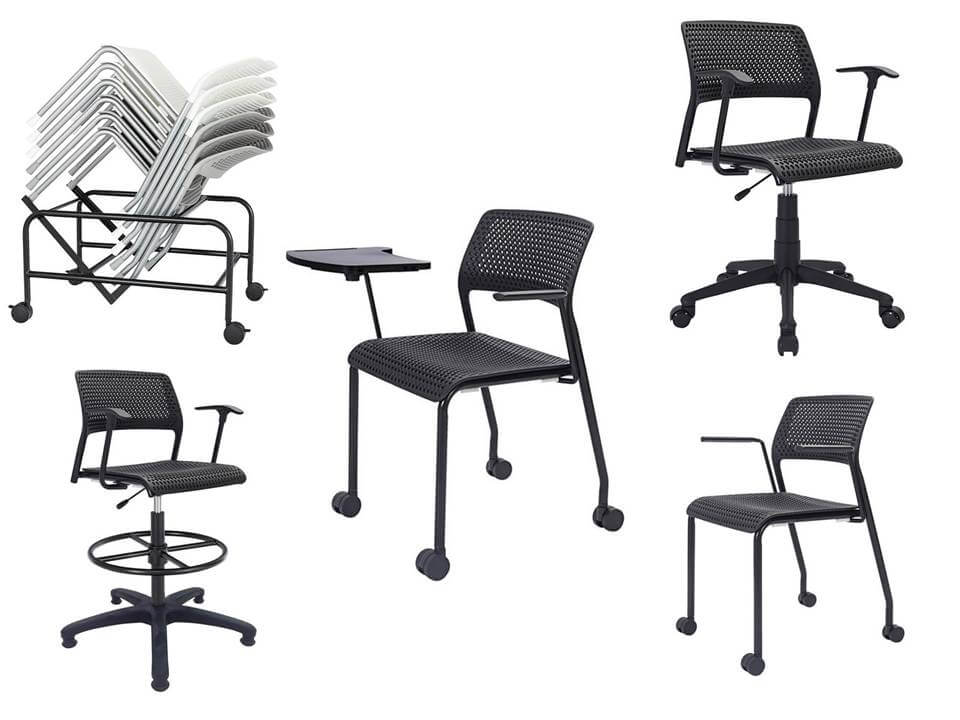 stackable conference chair YB4 advantage