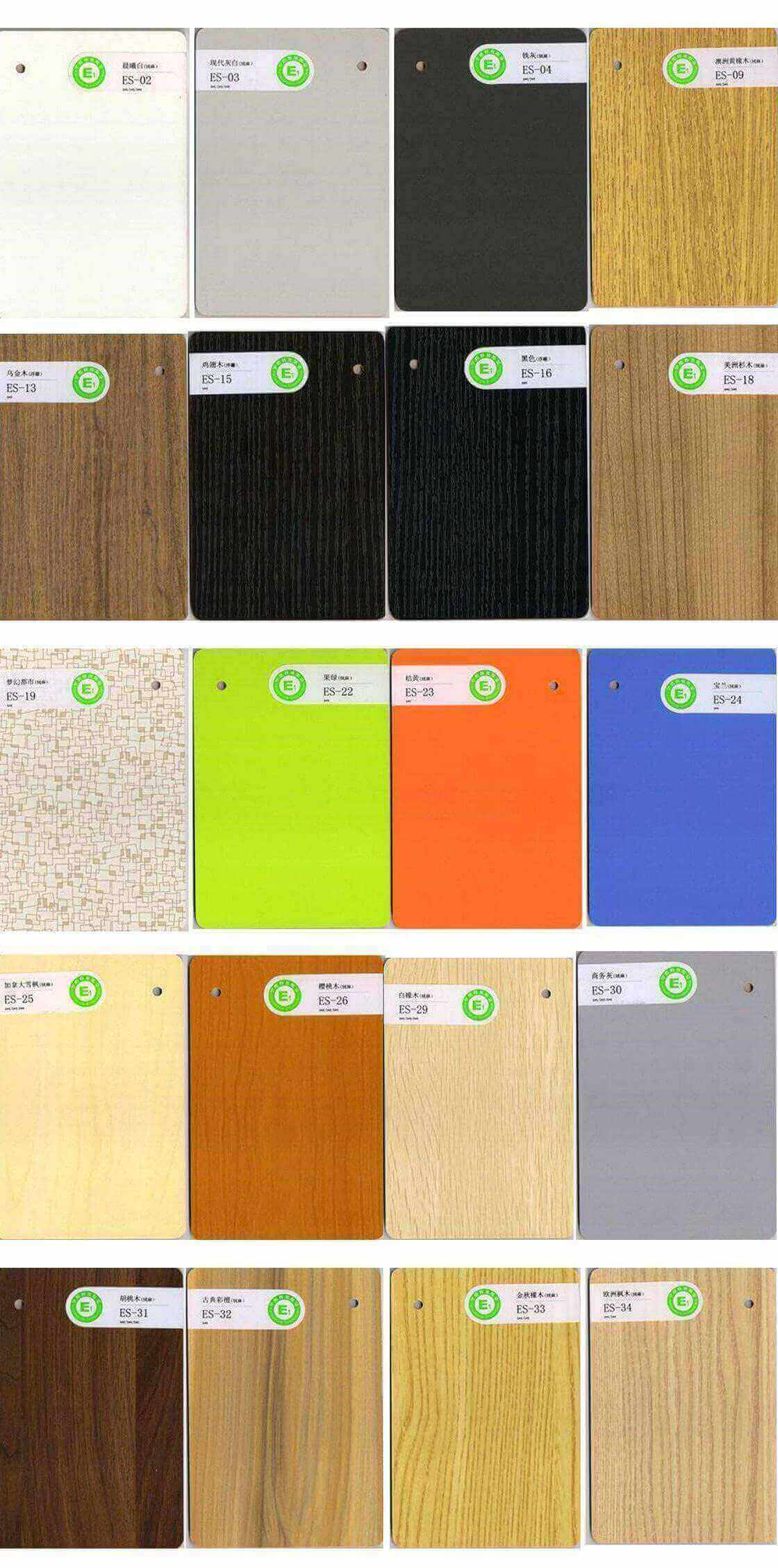 Meeting Desk ZS204 Color Swatch