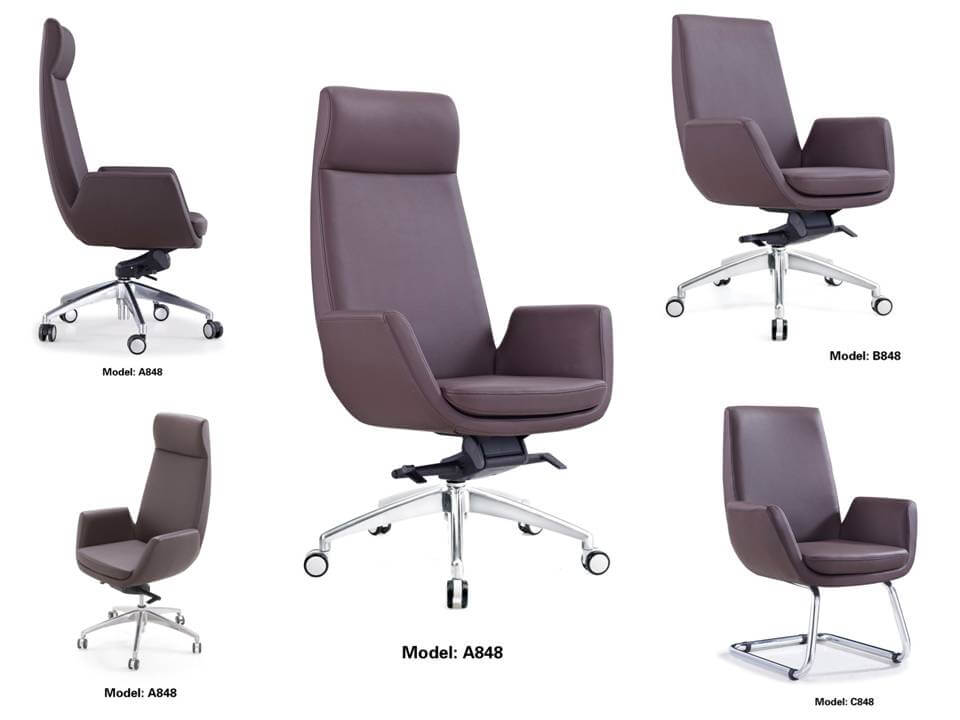 executive office chair specifications 848 advantage
