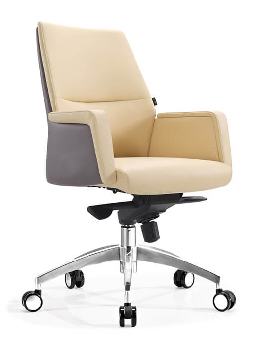 office chair leather 869